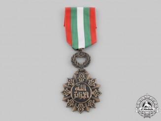 Algeria, People's Democratic Republic. A National Order of Merit, Knight, c.1985