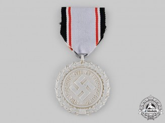 Germany, Third Reich. An Air Protection Medal, II Class