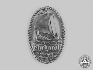 Germany, Weimar Republic. A Freikorps Marine Brigade Ehrhardt Sleeve Badge