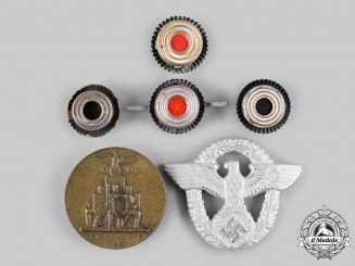 Germany, Third Reich. A Lot of Third Reich Badges and Insignia