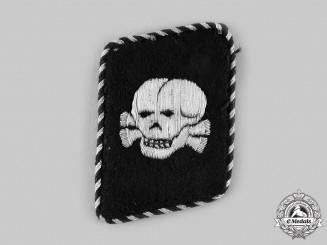 Germany, SS. A SS-Totenkopfverbände Collar Tab