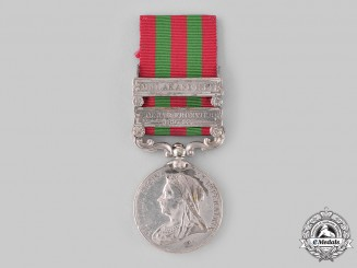 United Kingdom. An India Medal 1895-1902, to Sepoy Ram Singh, 31st Bengal Infantry