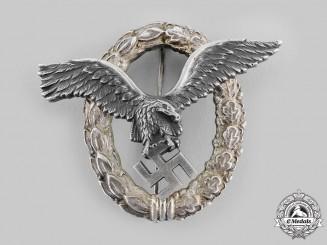Germany, Luftwaffe. A Pilot's Badge, by Brüder Schneider, Wien