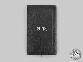 Austria, Empire. Merit Cross 1849, IV Class Case, c.1915