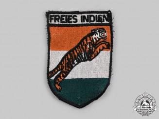 Germany, Wehrmacht. A Free India Legion Arm Shield