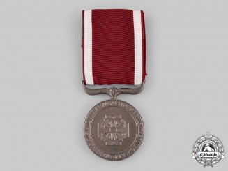 International. A Religious and Military Order of Saint Catherine of Sinai Meritorious Service Medal