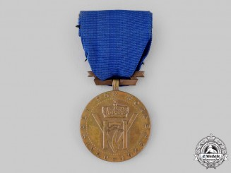 Norway, Kingdom. A King Haakon VII Freedom Medal, by J.Tosprup