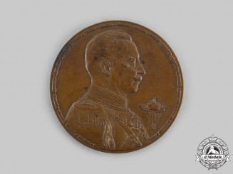 Prussia, Kingdom. A 1914 Olympic Competition Medal