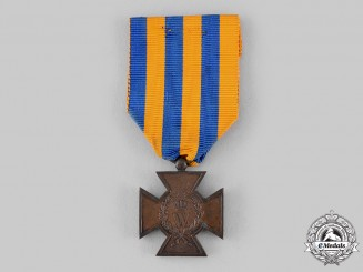 Netherlands, Kingdom. A Metal Cross (Hasselt Cross) 1830-1831