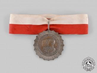 Thailand, Kingdom. A Bangkok Centennial Medal, II Class Silver Grade, c.1882