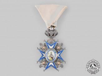 Serbia, Kingdom. An Order of St.Sava, V Class Knight, c.1930