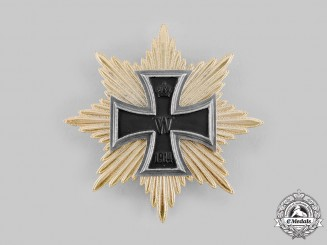 Germany, Imperial.  A 1914 Star of the Grand Cross of the Iron Cross (Museum Display Piece)