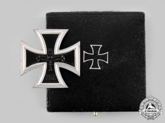Germany, Federal Republic. An Iron Cross, I Class, 1957 Issue with Case