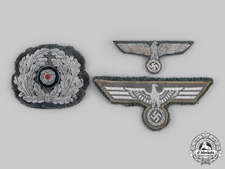 Germany, Heer. A Set of Army Uniform Insignia