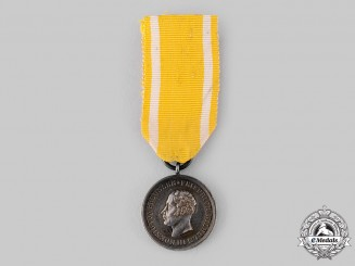 Prussia, Kingdom. A Medal for Rescue from Danger