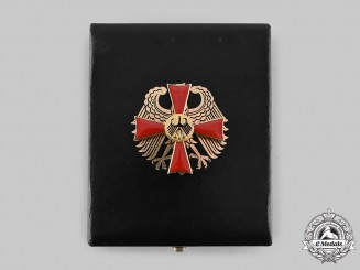 Germany, Federal Republic. An Order of Merit, I Class Officer with Case, Ladies Issue, by Steinhauer & Luck