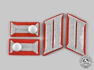 Germany, Heer. A Set of Flak/Artillery Officer Rank Insignia