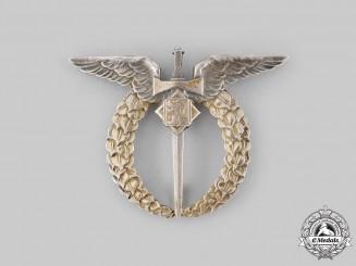 Czechoslovakia, Republic. An Air Force Pilot Badge