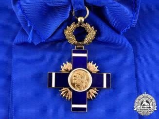 El Salvador, Republic. A National Order of José Matias Delgado, I Class Grand Cross, c.1960