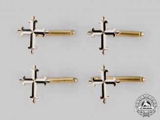 International. An Order of Preachers, Two Pairs of Cufflinks