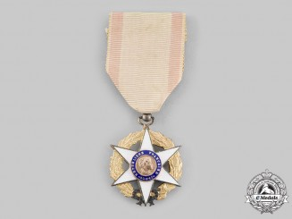 France, III Republic. An Order of Agricultural Merit, III Class Knight, c.1900