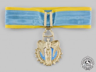 France, IV Republic. An Order of Sporting Merit, I Class Commander, c.1960