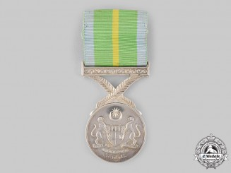 Malaysia, Republic. An Active Service Medal