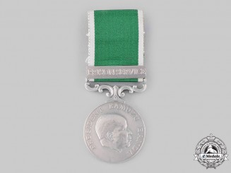 Malawi, Republic. A Prison Service Long Service and Good Conduct Medal