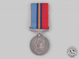 Rhodesia. A General Service Medal, Type II