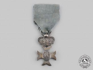 Spain, Kingdom. An Order of Maria Isabela Luisa, Silver Cross, c.1935