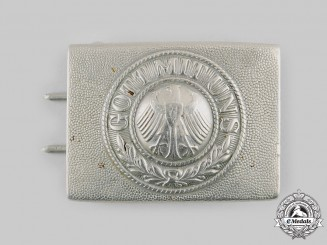 Germany, Reichsheer. An EM/NCO's Belt Buckle