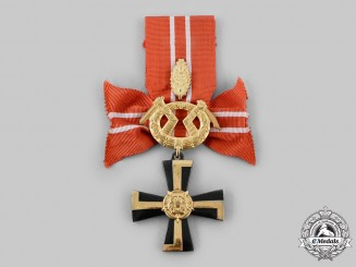 Finland, Republic. An Order of the Cross of Liberty, III Class, Military Division, c.1942