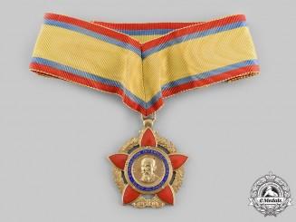 Ecuador. An Order of the International Foundation of Eloy Alfaro, Commander Badge, c.1950