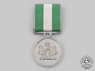 Nigeria, Federal Republic. An Independence Medal 1960