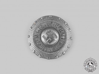 Germany, NS-Frauenschaft. A National Socialist Women's League (NS-Frauenschaft) Gau Franken Brooch