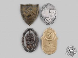 Germany, SA. A Lot of Badges