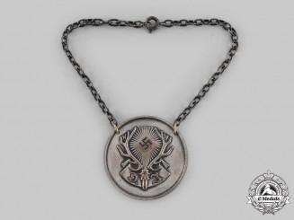 Germany, Deutsche Jägerschaft. A (German Hunting Society) International Exhibition Medallion, c.1937