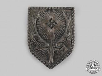 Germany, A Deutsche Jägerschaft (Germany Hunting Society) Wardens Badge