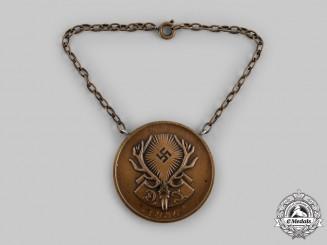 Germany, Deutsche Jägerschaft. A Deutsche Jägerschaft Medallion, c.1936