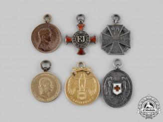 Austria, Empire. A Lot of Miniature Medals & Decorations