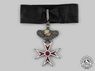 Austria, Empire. A Knightly Order of St. George, Commander's Badge, c.1900
