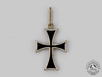 Austria, Imperial. An Order of the German Knights, Professed Priest, c.1920