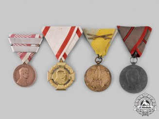 Austria, Empire.  A Lot of Military Medals & Awards