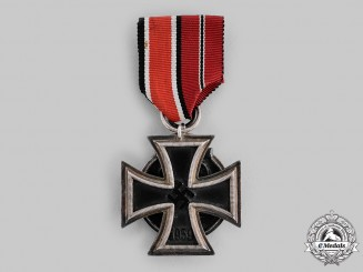 Germany, Wehrmacht. A Pair of Medals, with Unique Custom Ribbon