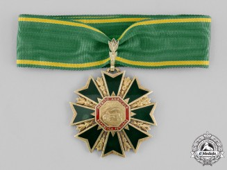 Peru, Republic. An Order of Agricultural Merit, Commander c. 1955