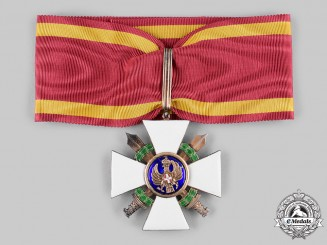 Italy, Kingdom. An Italian Order of the Roman Eagle, Commander's Cross, c. 1942