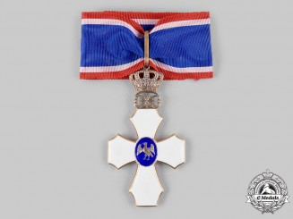 Iceland, Kingdom. An Order of the Falcon, Commander, c. 1925