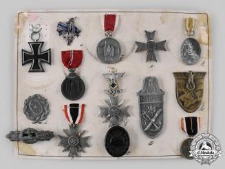Germany, Wehrmacht. A Wehrmacht Schwerin, Berlin Salesman's Board
