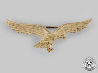 Germany, Luftwaffe. A Summer Tunic Breast Eagle