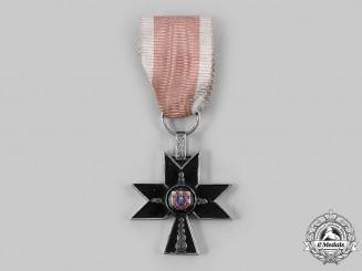 Croatia, Independent State. An Order of the Iron Trefoil, III Class, c.1942
